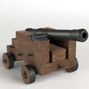 Armas 3D Models by Francesco Milanese